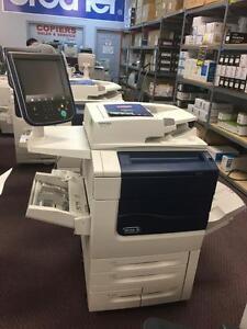 Xerox 570 Color Production Printer Photocopier Colour Commericial Copy Machine