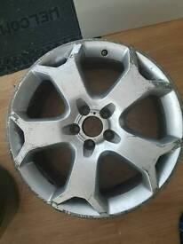 Vauxhall alloys snowflakes 19s