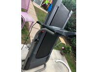Weslo cadence 55 Treadmill good condition (foldable)