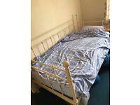 Beautiful Day Bed & Brand New single mattress