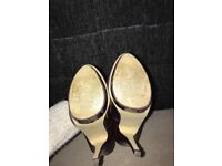 Ladies size 5 next heels
