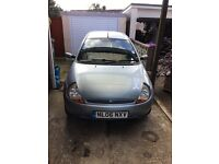 Ford KA style 1300 petrol leathers and alloys