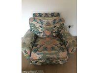 Nice armchair comfortable vintage