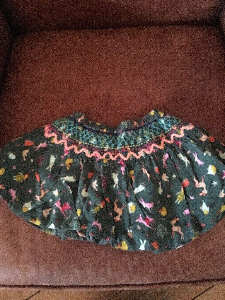Next carnival print skirt