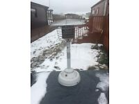 Patio heater £45