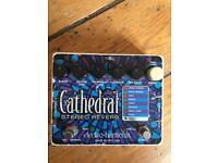 Electroharmonix cathedral reverb.