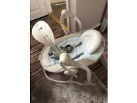 IMMACULATE baby swing INGENUITY (new model)