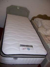 Single divan bed at Cambridge Re-Use (cambridge reuse)