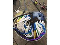Water sports ropes