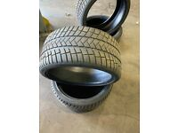20'' winter tyres for G30/G31 BMW, vredestain wintrac pro