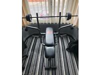 Pro Power Workout Bench