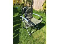 Outwell folding camping chair