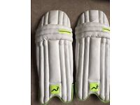Woodworm Boys Cricket Pads