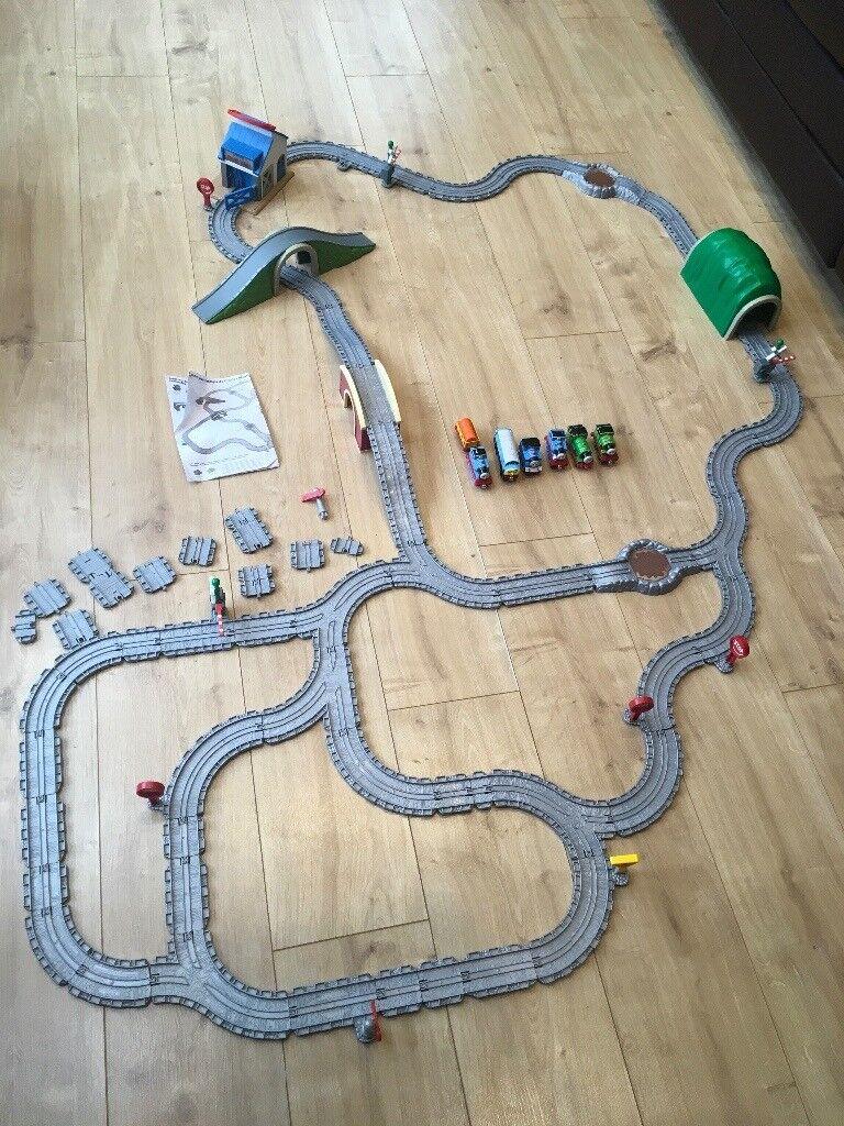 Thomas train track