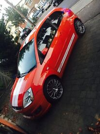 Ford Fiesta ST ZETEC S 1.4 replica LOW MILEAGE !