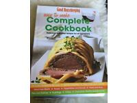 Good house keeping complete cookbook