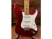 1989 Fender Japan Vintage Stratocaster – Candy Apple Red