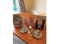 Two kitchen food blenders