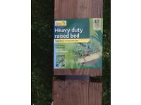 Heavy Duty Raised Beds , 6 available £10.00 each