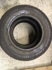 "2 x 13"" tyres for sale"
