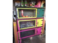 Hutches and runs for sale