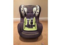 Childs Adjustable Fixed Car Seat, Excellent Condition 😃
