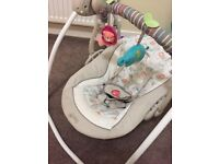 Baby Swing - excellent condition hardly used