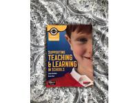 Support teaching and learning in schools text book