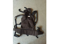 Becco Baby/Toddler Carrier (like Baby Bjorn but better!!)