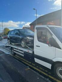 Recovery vehicle service 24/7