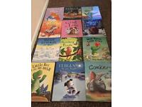 12 used children's books