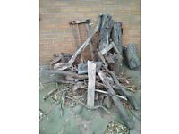 Logs and firewood for log burners / open fires