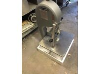 CATERING COMMERCIAL NEW TABLE TOP BAND SAW MEAT CUTTER FAST FOOD RESTAURANT SHOP BAR