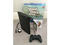 PlayStation 3 Super Slim (500GB) - GTA 5 bundle with game and controller