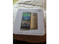 Brand New (Sealed) - HTC M8 - 32gb Storage - Unlocked - Grey Colour.