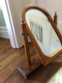 Vanity dressing table mirror