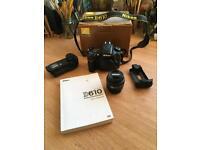 Nikon D610 Full Frame DSLR + Nikkor 28mm Lens