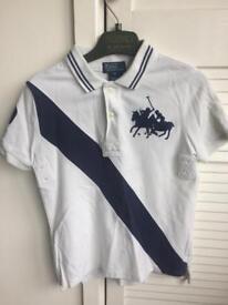 Boys Ralph Lauren T shirt 6 yr
