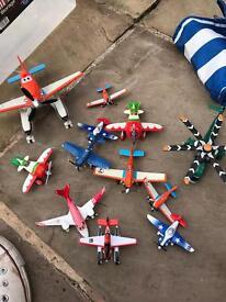 Various Disney Planes