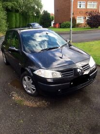 renault megane 1.4 oasis model for sale