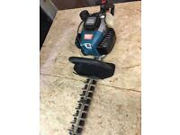 Makita hedge trimmer, cutter- just serviced . In excellent working order