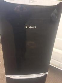 Fridge freezer HotPoint Black