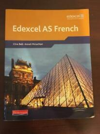 EDEXCEL A LEVEL FRENCH (AS) + CD-ROM
