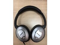Bose QuietComfort 15 QC15 noise cancelling headphones - refurbished earpads