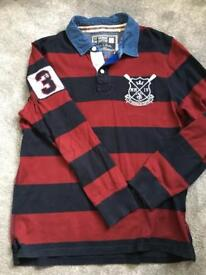 Rugby shirt men's large