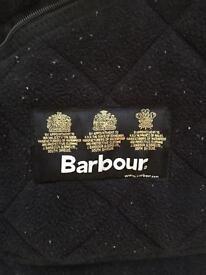 Men's Barbour coat