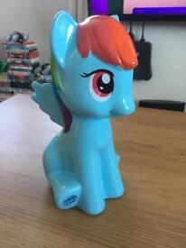 My Little Pony Rainbow Dash piggy bank