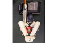 Cricket kit for teenager in good condition for sale