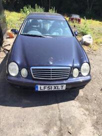 Mercedes CLK 320 Avantgarde , Auto , 2001 mod (Breaking)