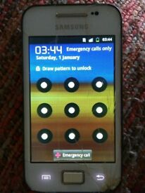 Samsung galaxy mobile phone